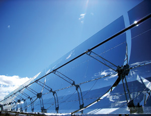 Project will use proprietary solar- capture technology to boost efficiency and cut costs.