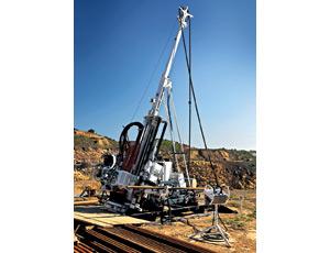 Flyable Drill Rig: Modular Design