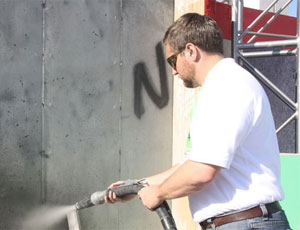Surface-preparation alternatives are increasing as bans on sandblasting rise globally.