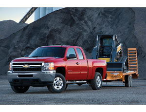 GM's 2011 Heavy Duty Trucks Pack a Powerful Punch