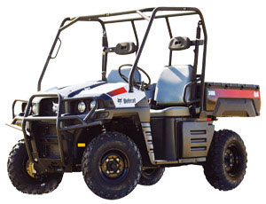 Utility Vehicle: High Capacity in Small Package