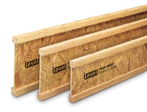 Upgraded Joist: Handles Heavier Loads