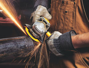 Flap-Disc Abrasives: Redesigned for Higher Performance