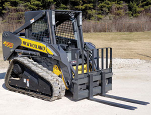 Extra Pickup: Pallet Fork Attachments for Loaders