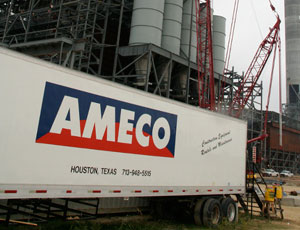 United Rentals, Fluor AMECO Venture Targets Gulf Coast