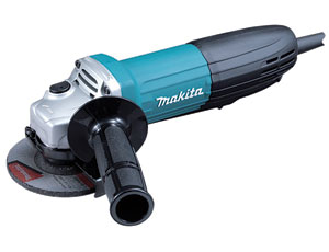 Paddle-Switch Angle Grinder: Lightweight But Powerful