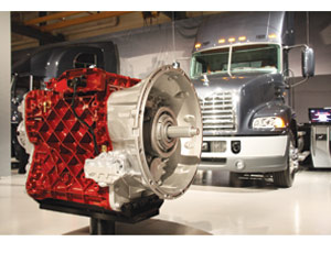 Mack sales department expected to sell 50 automatic transmissions this year but sold 500.