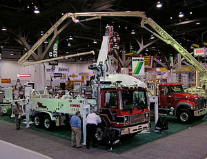 World of Concrete Weathers Tough Economy