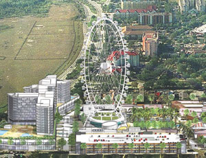 Developer Planning 425-Ft-Tall Ferris Wheel for Orlando Project