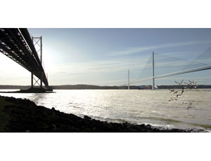 American Bridge on Winning Team For Scotland's New Forth Crossing