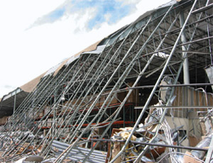 Investigating engineer had to wait five years to sound alarm about flawed truss-joist product.