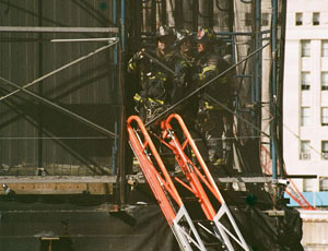 Firefighter Testimony in Manhattan Building Fire Trial Raises Questions