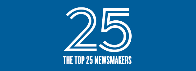 ENR's Top 25 Newsmakers of 2011