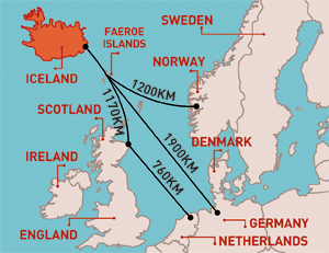 Proposal Floated To Send Iceland Geothermal U K By Undersea Cable