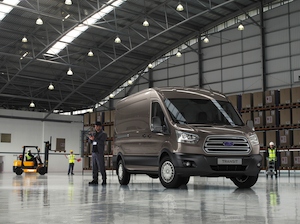 Meet Ford Transit, Heir to the Econoline Throne   ENR: Engineering