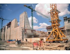 work resumes on panama canal expansion consortium resumes work on