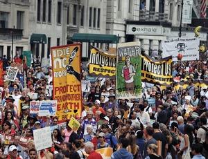 NY climate march 2014