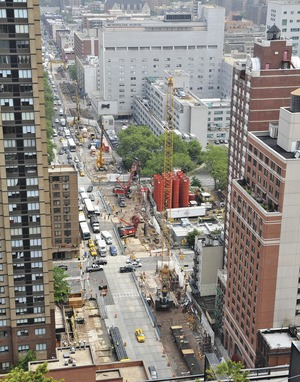 In NYC, An Ambassador Gains Public Acceptance Of Megaprojects