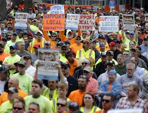 Republicans Put Repeal of Prevailing Wages on Front Burner