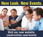 McGraw-Hill Construction Events