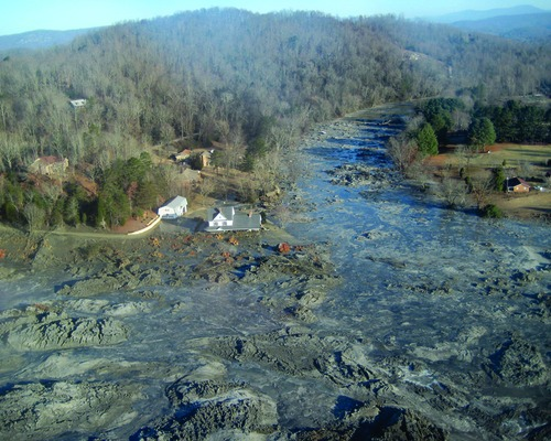 Cleanup from TVA Coal Ash Disaster Breaks New Ground