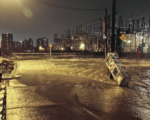 Storm Surge Switches the Grid to 'Off'