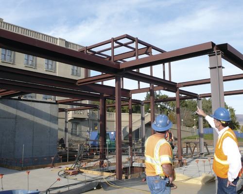 Best Higher Education/Research Project: UW Molecular Building Accelerates Construction Phases