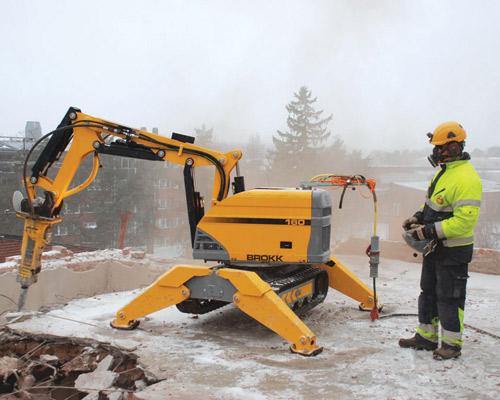 Demolition Robots Break New Ground 2011 03 02 Enr