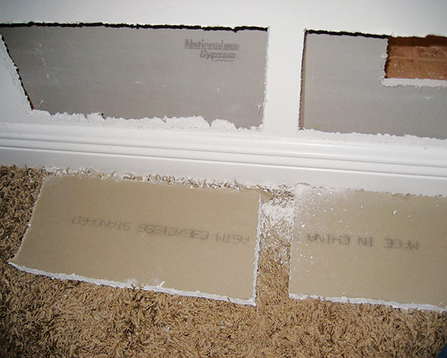 Problems Continue To Grow With Drywall Made in China