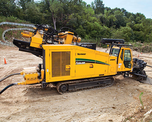 Product Snapshot: Skid-Steer Loader and Pipe Splitter
