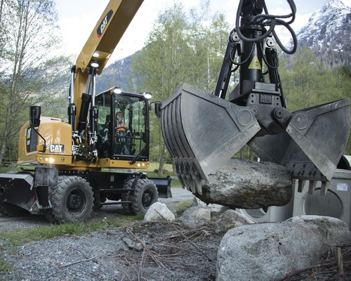 Product Snapshot: Skid Steer Loader and Decking Tool