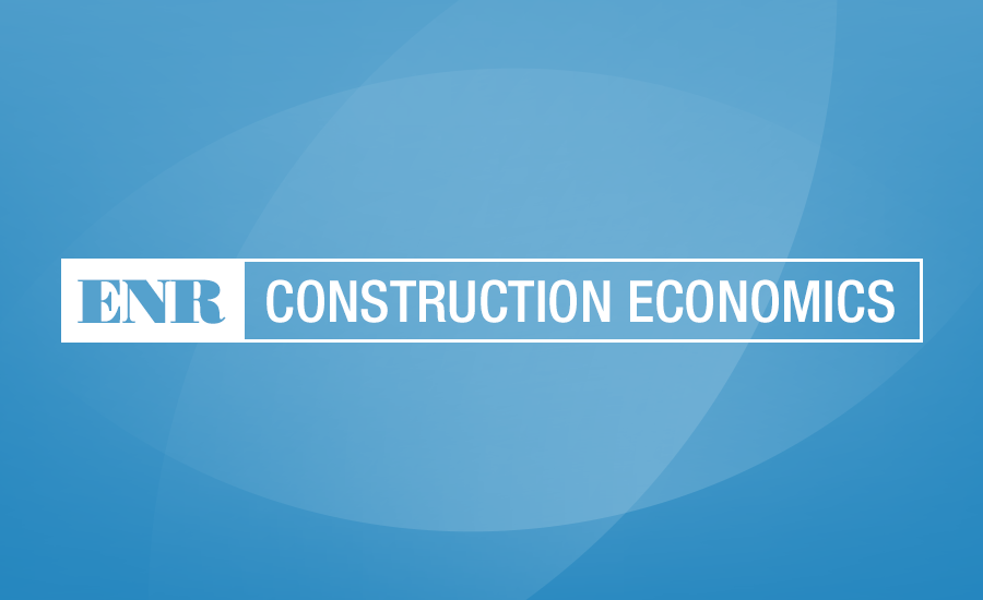 Construction Economics for May 20, 2019