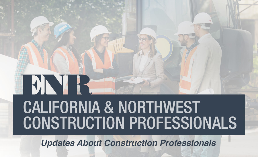 ENR California and Northwest Construction Professionals