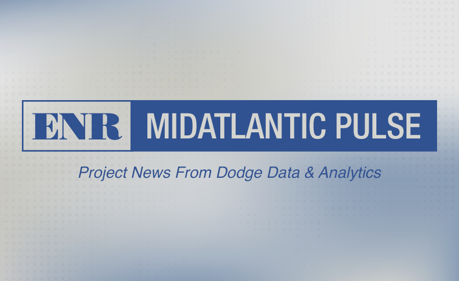 MidAtlantic Pulse: Construction bids for August 2019