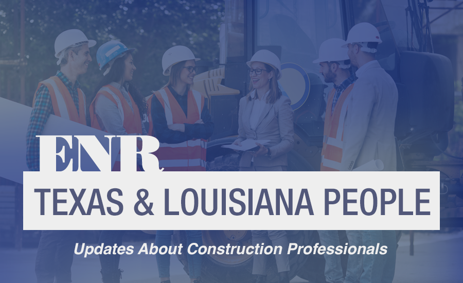 ENR Texas & Louisiana Construction Professionals