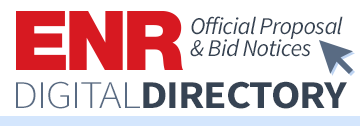 ENR Proposals and Bids