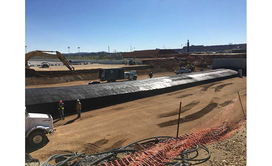 Talladega Superspeedway Infield Transformation Project