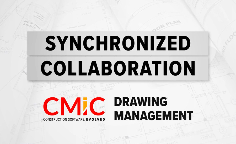 Video: Synchronized Collaboration with CMiC Drawing Management