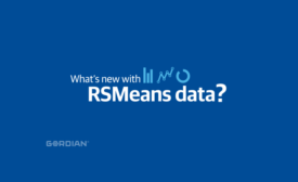 What's New with RSMeans Data?