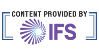 IFS Content Provided Logo