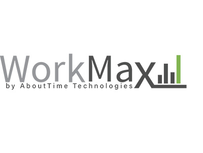Workmax by abouttime technologies logo full color  300 dpi