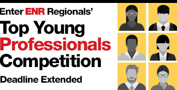 ENR Top Young Professionals Deadline Extended