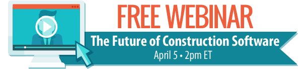 The Future of Construction Software Webinar