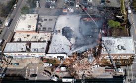 Fatal Durham blast