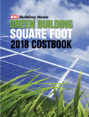 2018 BNi Green Building Square Foot Costbook