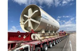 Nevada Heavy Transport Move