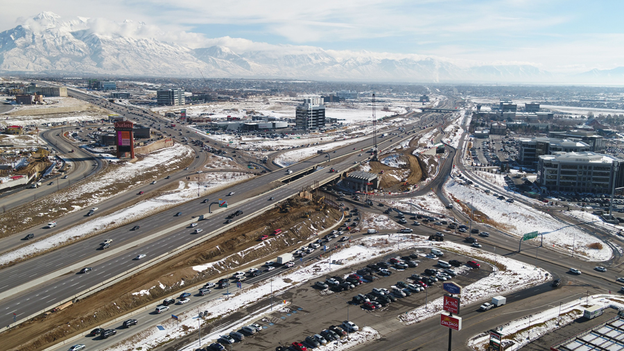 Utah's Infrastructure Grade Holds Steady in Face of State's Rapid Growth