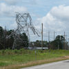 Hurrican Laura Power Grid Infrastructure