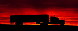 Trucking Freight Stock Art