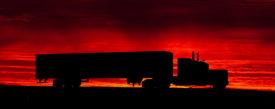 Trucking Freight Stock Art
